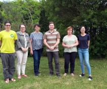 L'équipe VAST (en 2018)