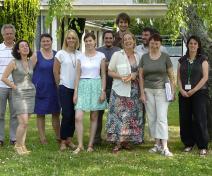 Equipe NUTS en 2013