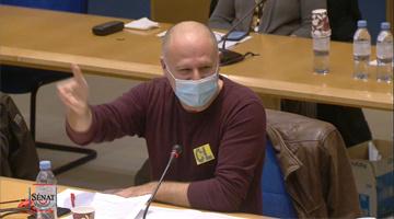 Fabien Nogué participe au débat parlementaire de l'OPECST : Les nouvelles techniques de sélection végétale en 2021