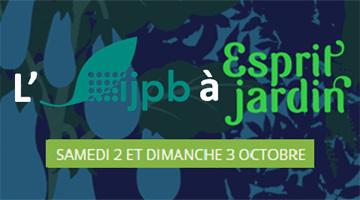 """L'institut Jean-Pierre Bourgin fête ses 10 ans à """"Esprit Jardin"""", Versailles !"""